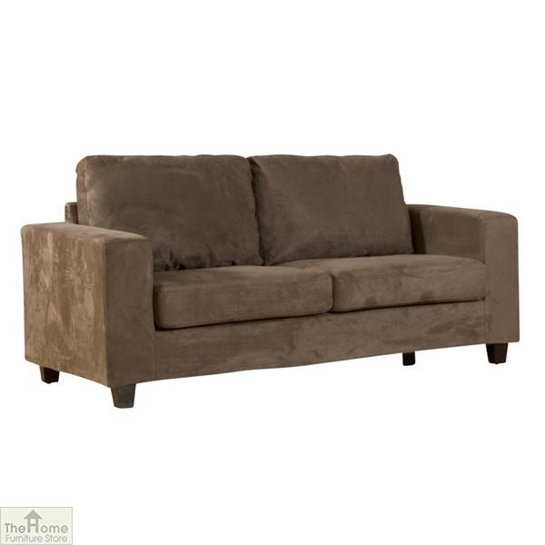 Brampton Fabric 3 Seat Sofa | The Home Furniture Store