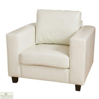 Venice Leather 1 Seat Armchair_1