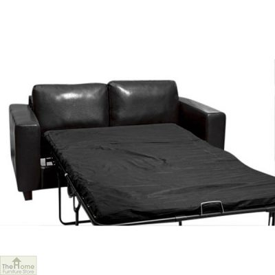 Venice Leather 3 Seat Sofa Bed_3