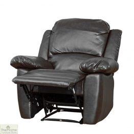 Ontario Leather Reclining Armchair_1