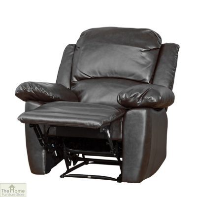 Ontario Leather Reclining Armchair_1