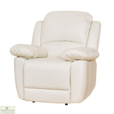 Ontario Leather Reclining Armchair_4