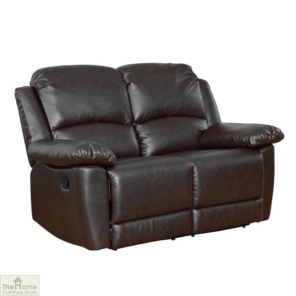 Ontario Leather 2 Seat Reclining Sofa