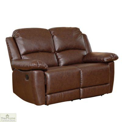 Ontario Leather 2 Seat Reclining Sofa_2