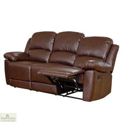 Ontario Leather 3 Seat Reclining Sofa_3