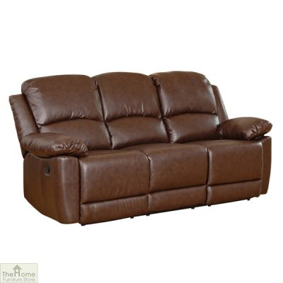 Ontario Leather 3 Seat Reclining Sofa_2