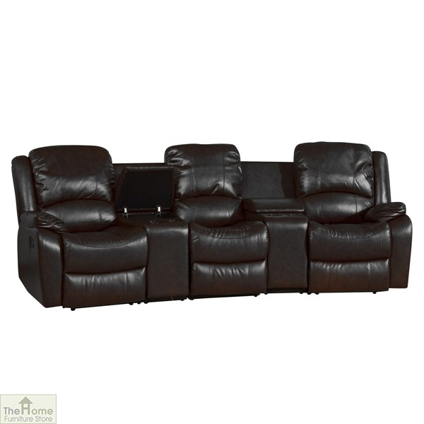 Maine Reclining Entertainment Sofa The Home Furniture Store