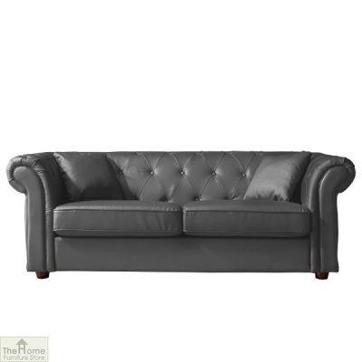Knightsbridge Leather 3 Seat Sofa_3