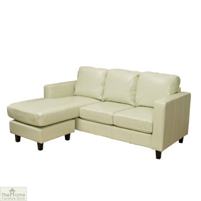 Venice Leather Reversible Chaise Sofa_2