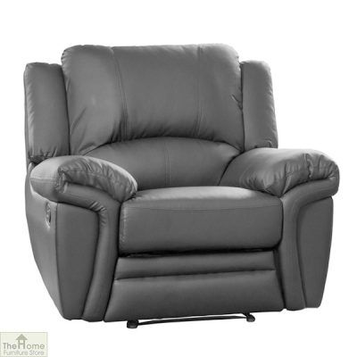 Harrington Leather Reclining Armchair_3