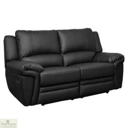 Harrington Leather 2 Seat Reclining Sofa_1