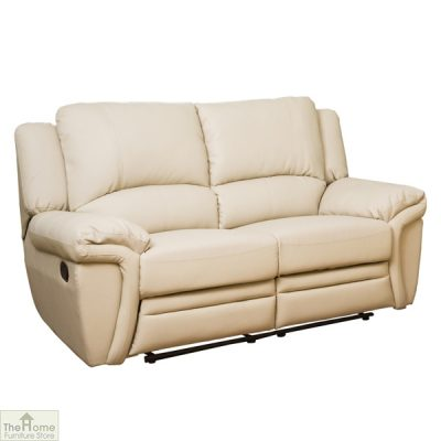 Harrington Leather 2 Seat Reclining Sofa_2
