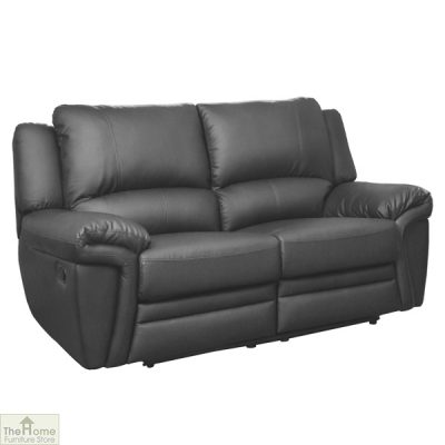 Harrington Leather 2 Seat Reclining Sofa_3