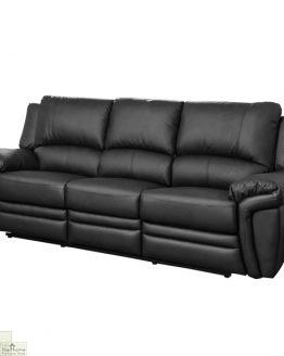 Harrington Leather 3 Seat Reclining Sofa_1