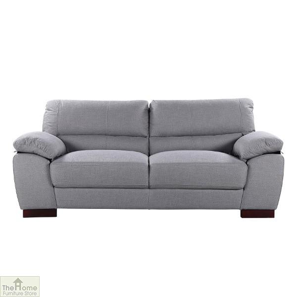 Newark Fabric 3 Seat Sofa