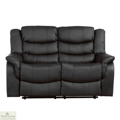 Livorno Leather 2 Seat Reclining Sofa_2