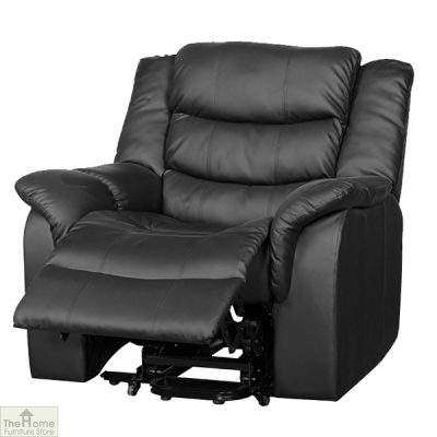 Livorno Leather Reclining Massage Armchair_9