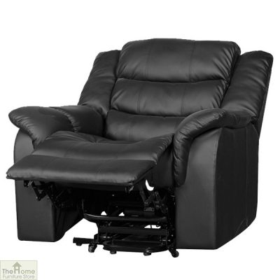 Livorno Leather Reclining Massage Armchair_10