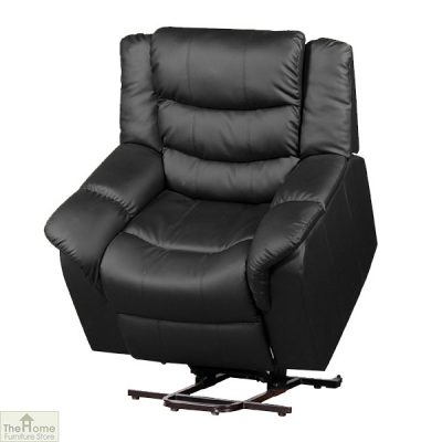Livorno Leather Reclining Massage Armchair_11