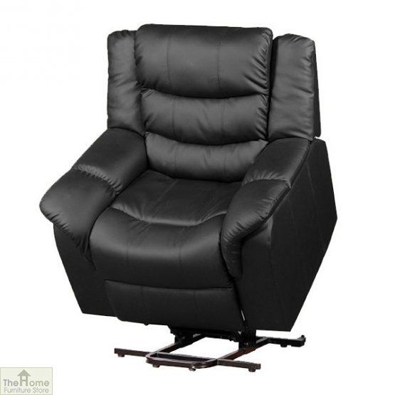 Livorno Leather Reclining Massage Armchair_11