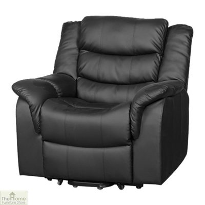 Livorno Leather Reclining Armchair_6