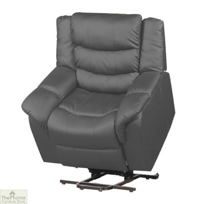 Livorno Leather Reclining Massage Armchair_19