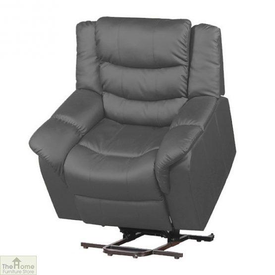 Livorno Leather Reclining Massage Armchair_19