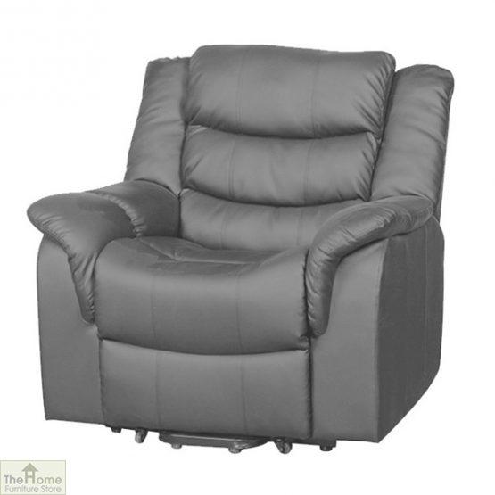 Livorno Leather Reclining Massage Armchair_16
