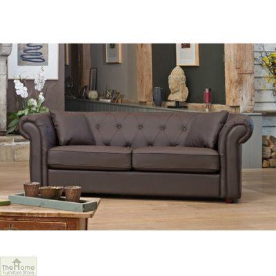 Knightsbridge Leather 3 Seat Sofa_4