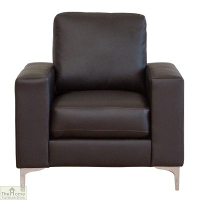 Como Leather 1 Seat Armchair_1
