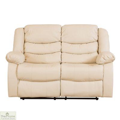 Verona Leather 2 Seat Reclining Sofa_2