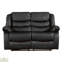 Verona Leather 2 Seat Reclining Sofa