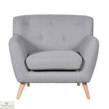 Kingston Fabric Armchair
