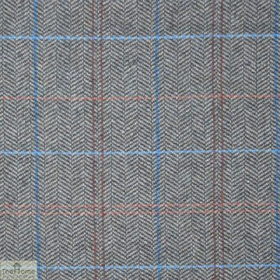 Tweed 1 Drawer Wooden Bench_12