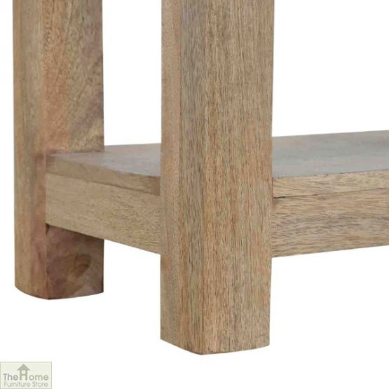 Country 4 Drawer Console Table_6