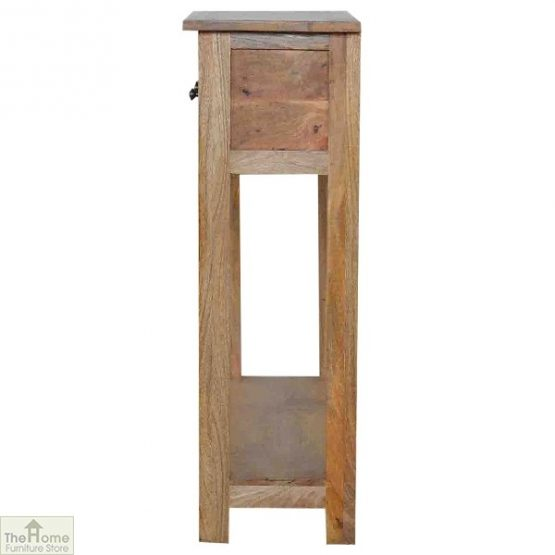 Country 4 Drawer Console Table_4