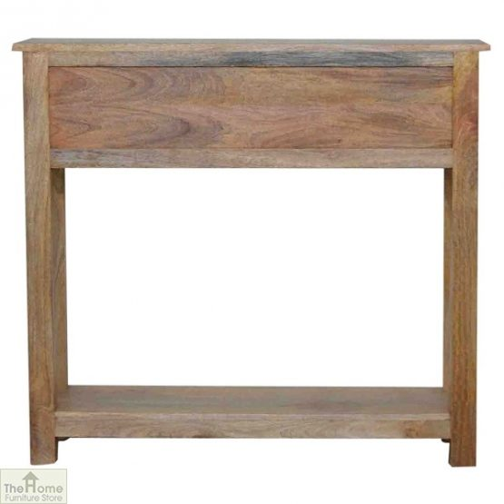Country 4 Drawer Console Table_3