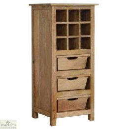 3 Drawer Wine Cabinet_1
