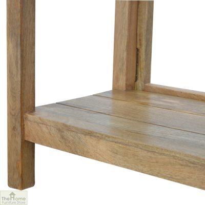 Wooden Breakfast Table Set_8