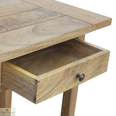 Wooden Breakfast Table Set_10