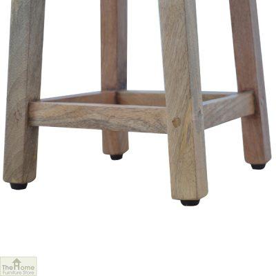 Wooden Breakfast Table Set_13