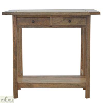 Wooden Breakfast Table Set_6