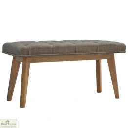 Tweed Wooden Bench_1