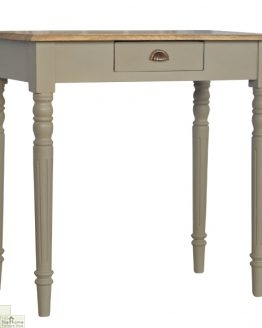 Grey 1 Drawer Console Table_1