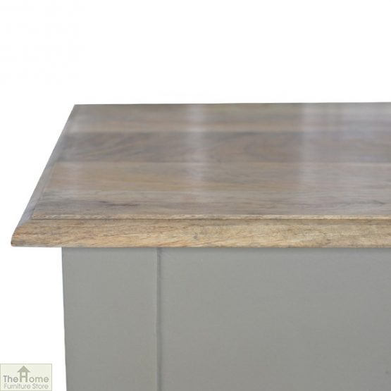 Grey 1 Drawer Console Table_7