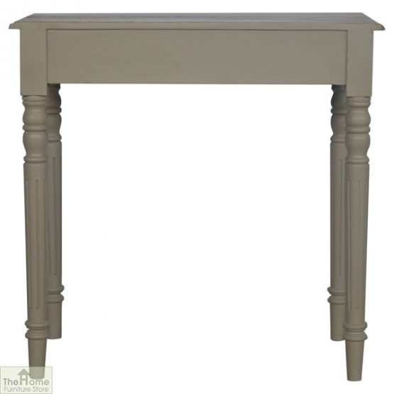 Grey 1 Drawer Console Table_3