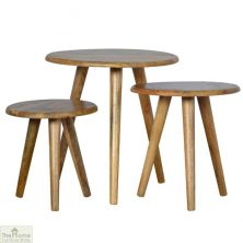 Round Nest 3 Tables