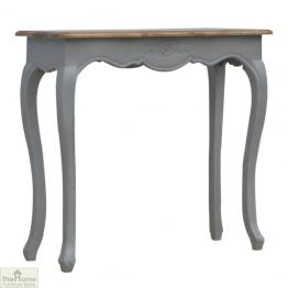 French Grey Console Table_1