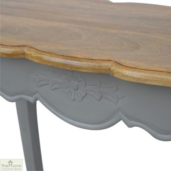 French Grey Console Table_5