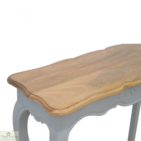French Grey Console Table_4